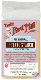 Bob's Red Mill Potato Starch Unmodified 680gm