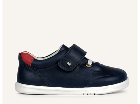 Bobux Ryder I-Walk Navy/Red Size 24