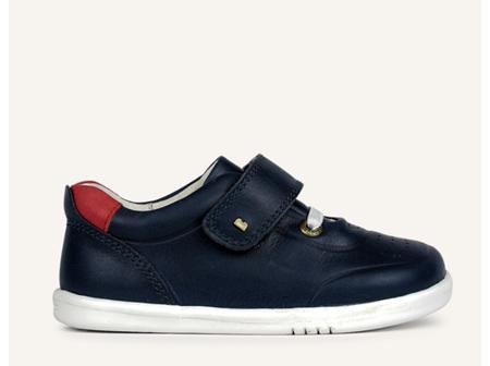 Bobux Ryder I-Walk Navy/Red Size 26