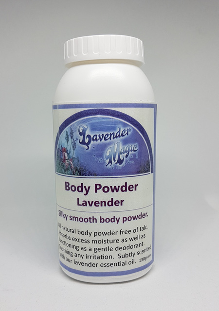 Body Powder - Lavender