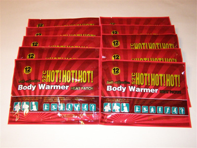 Body Warmer Heat Pad (10 Pack)