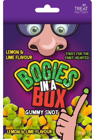 Bogies In A Box