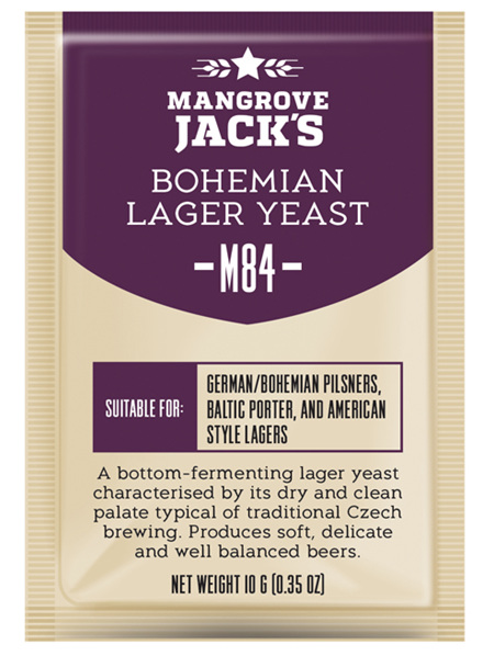 Bohemian Lager M84