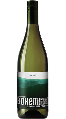 Bohemian 'The Poet' Pinot Gris