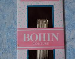 Bohin Needles Straw - Milliners 8