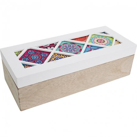 BOHO BOX SMALL 24X10X7CM