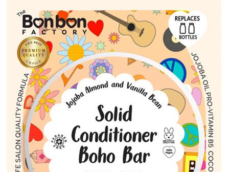 Boho Conditioner Bar