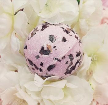 Bomb Bath Creamers - Blackberry