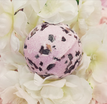 Bomb Bath Creamers - Blackberry