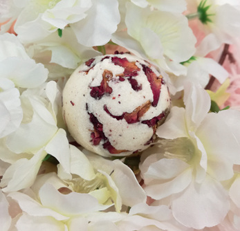 Bomb Bath Creamers - Rose