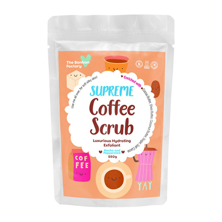 Bon Bon Coffee Scrub