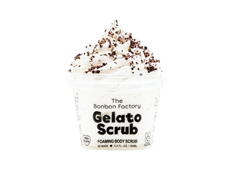 Bon Bon Soft Serve Gelato Scrub