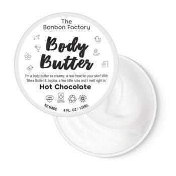 BONBON B/Butter Hot Chocolate 120ml