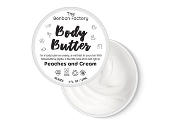 BONBON B/Butter Peaches & Cr 120ml
