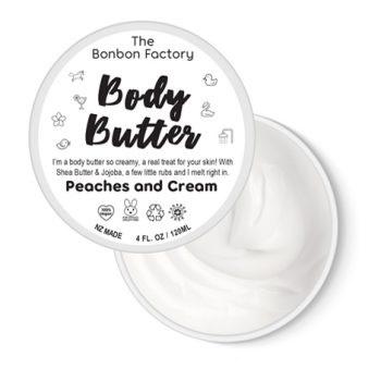 BONBON B/Butter Peaches & Cr 120ml