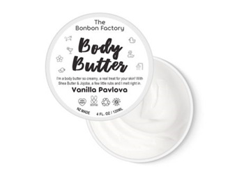 BONBON B/Butter Van. Pavlova 120ml