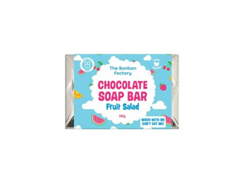 BONBON Choc Slab Fruit Salad 58g