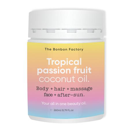BONBON Coconut Oil Trp P/Fruit 260ml