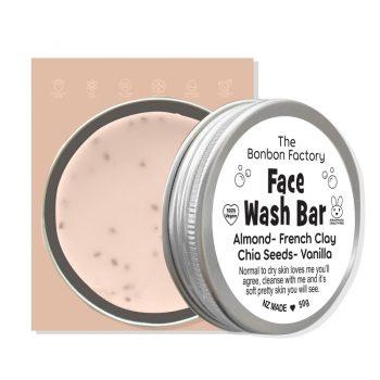 BONBON Face Wash Bar Almond 50g