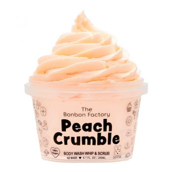 BONBON Peach Crumble B/Wash 200ml