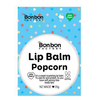 BONBON Popcorn Lip Balm 35g