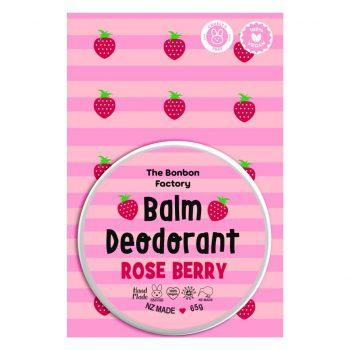 BONBON Rose Berry Balm Deod. 65g