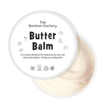 Bonbon Vegan butter balm deodorant