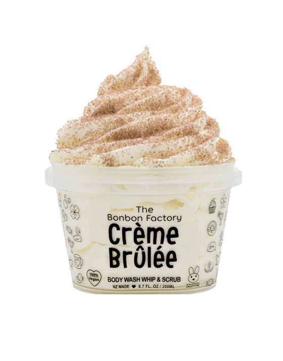 Bonbon Vegan Creme Brulee