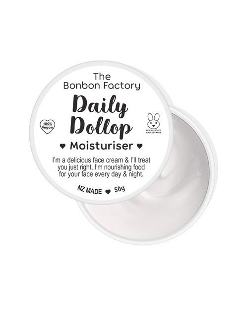 Bonbon Vegan Daily Dollop Moisturiser