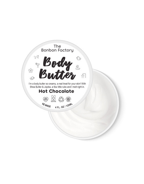 Bonbon Vegan Hot Chocolate Body Butter