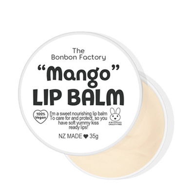 Bonbon Vegan Lip Balm. 35g tin