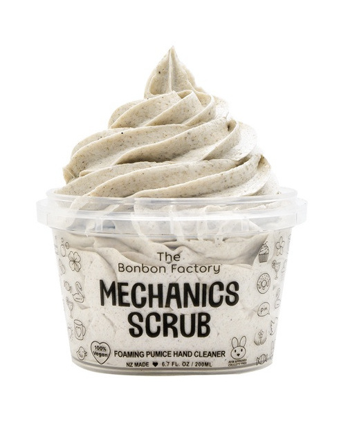 Bonbon Vegan Mechanics Scrub