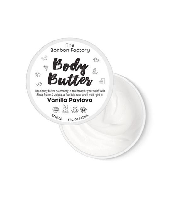 Bonbon Vegan Pavlova Body Butter