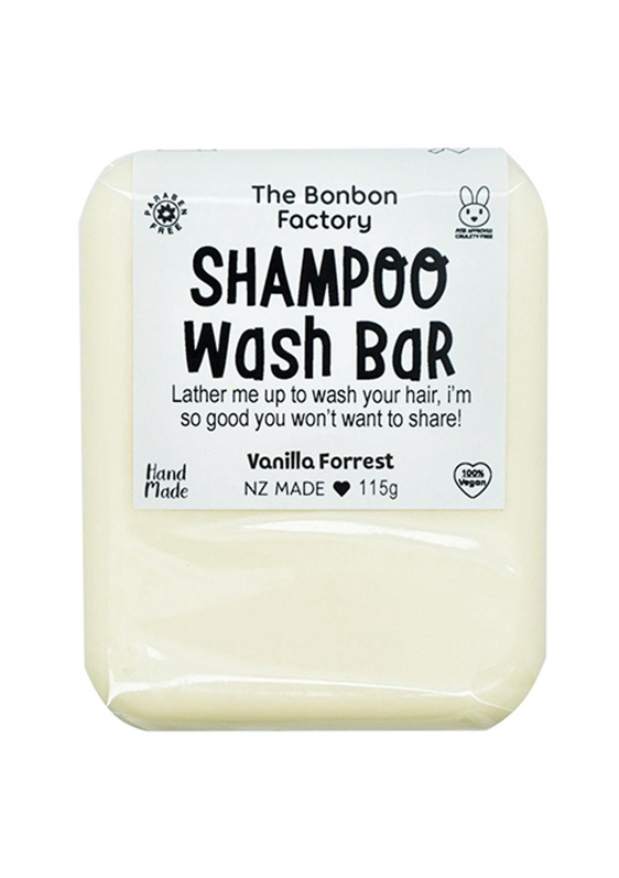 Bonbon Vegan Shampoo Wash Bar