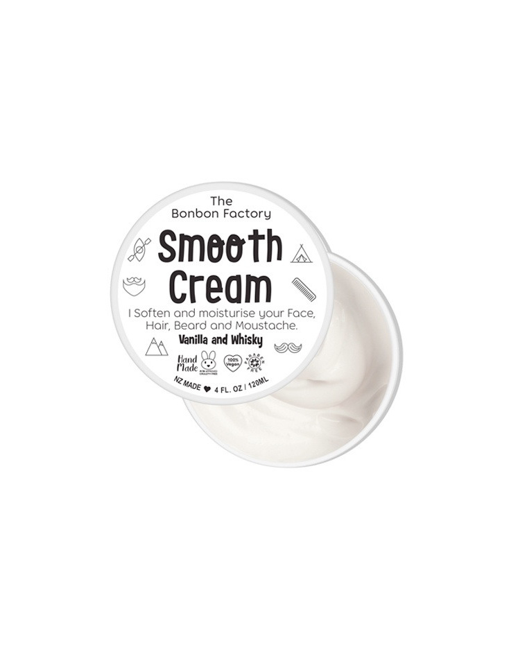 Bonbon Vegan Smooth Cream
