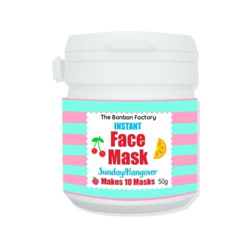 Bonbon Vegan Sunday Hangover Facemask