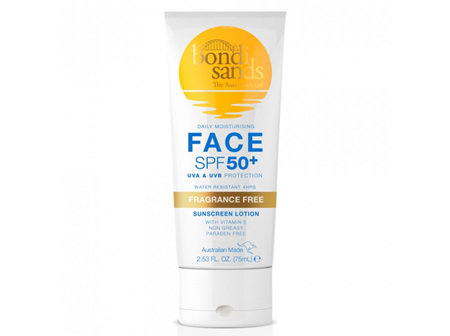 Bondi Sands Face Lotion Tube SPF50 75ml