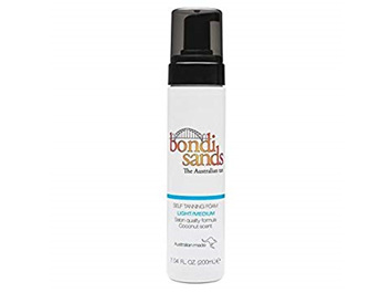 BONDI Sands SelfTan Foam Lt/Md200ml