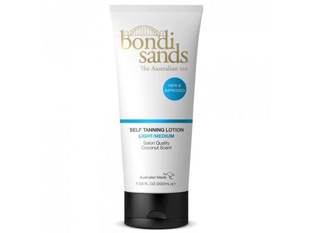 BONDI Sands SelfTan Lot Lt/Med 200m