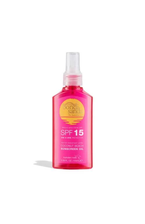 Bondi Sands SPF 15 Sunscreen Oil