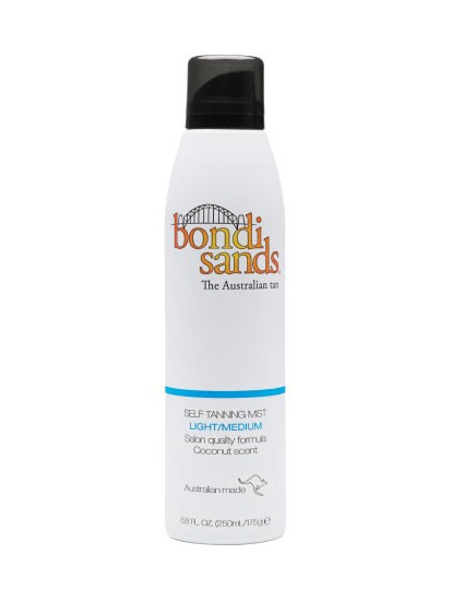 Bondi Sands Tanning Mist - Light/Medium