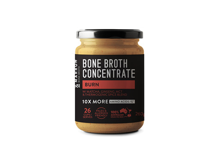 Bone Broth BURN 260GM