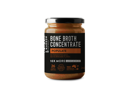 Bone Broth POPULATE 260GM