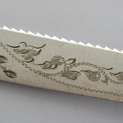 Pretty scone knife