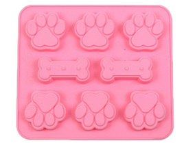 Bones & Paws Silicone Mould