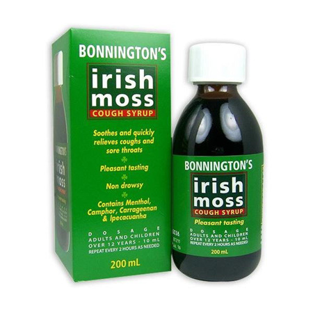 Bonnington's Irishmoss Mixture 200ml