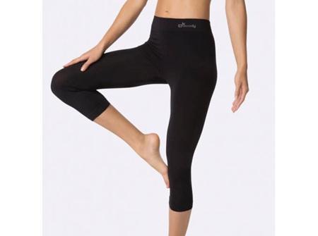 BOODY 3/4 Legging Black S: