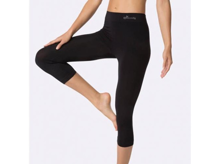 BOODY 3/4 Legging Black S: