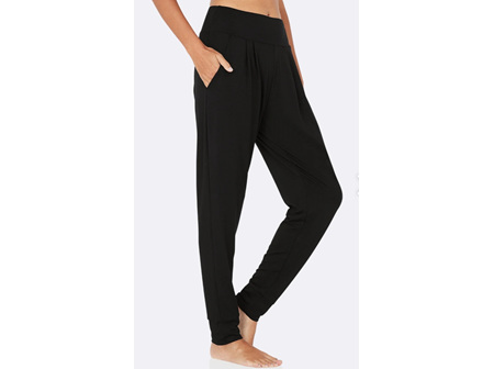 Boody Adult Lounge Pants M Black