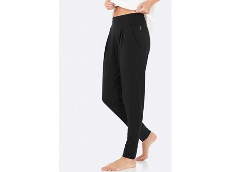 Boody Adult Lounge Pants XS Black